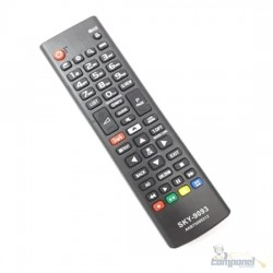 Controle Remoto para Smartv LG com tecla IVI sky9093